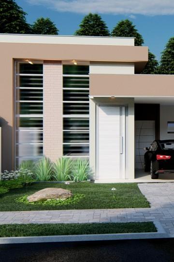 Casa S+S, Medianeira
